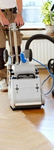 Gap filling & Finishing services provided by trained experts in Floor Sanding Lambeth
